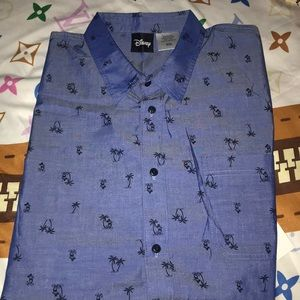 NWT Disney Mickey Mouse shirt 👔